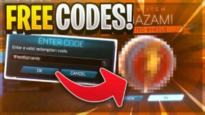 Rocket League Codes